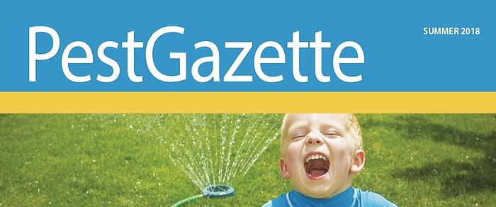 Pest Gazette Cover Sum 2018