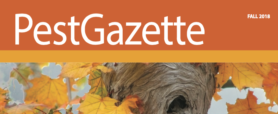 Pest Gazette Fall 2018